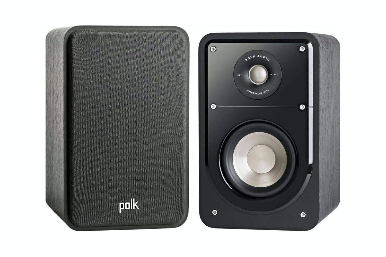 Polk Audio S15 Bookshelf Speakers Harvey Norman New Zealand