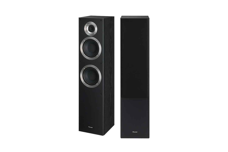 pioneer 5 1 speakers. pioneer floorstanding speakers 5 1 w