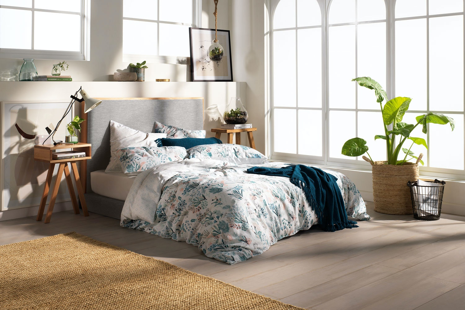 Sandall Agave Duvet Cover Set By Sheridan