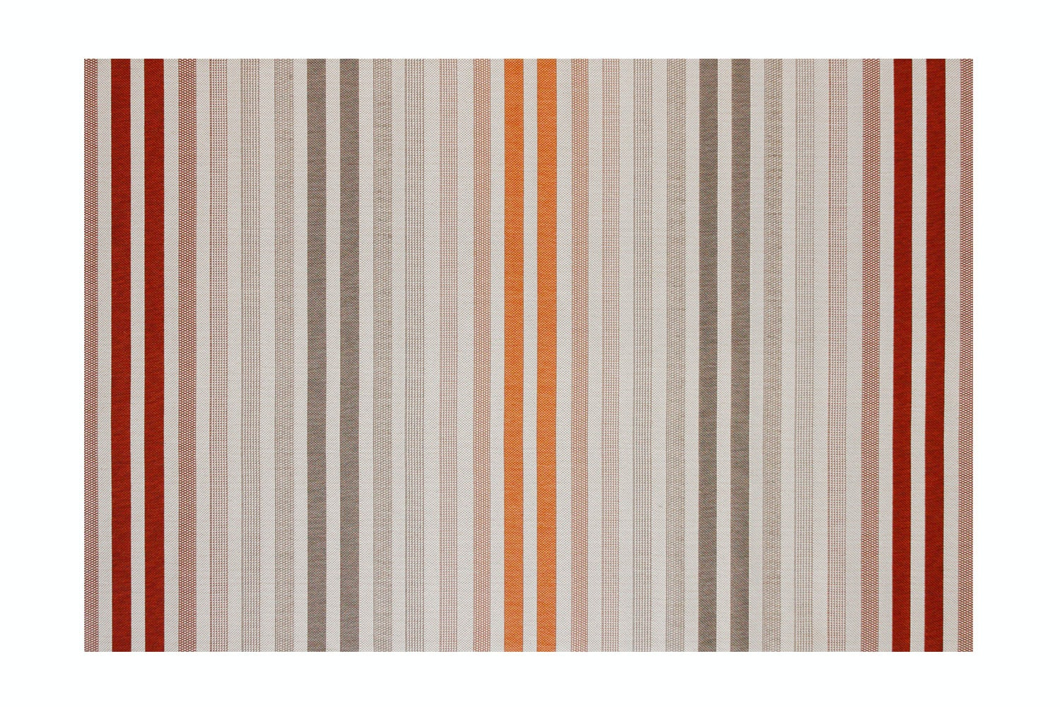 Tolaga Bay Outdoor Rug by Limon ( Cream / Red Multi )