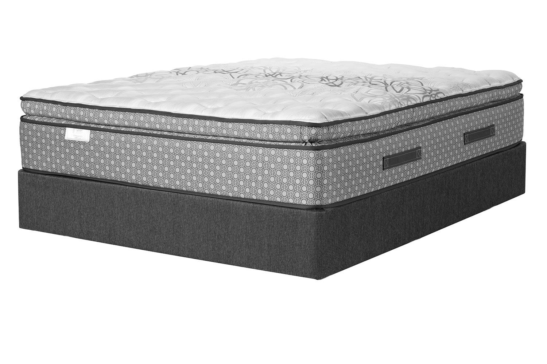 Tongariro Ultra Plush Queen Bed by Sleep Smart