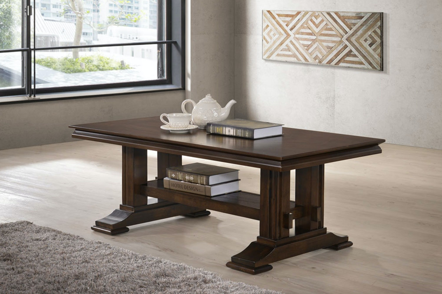 Windsor Coffee Table by Nero Furniture