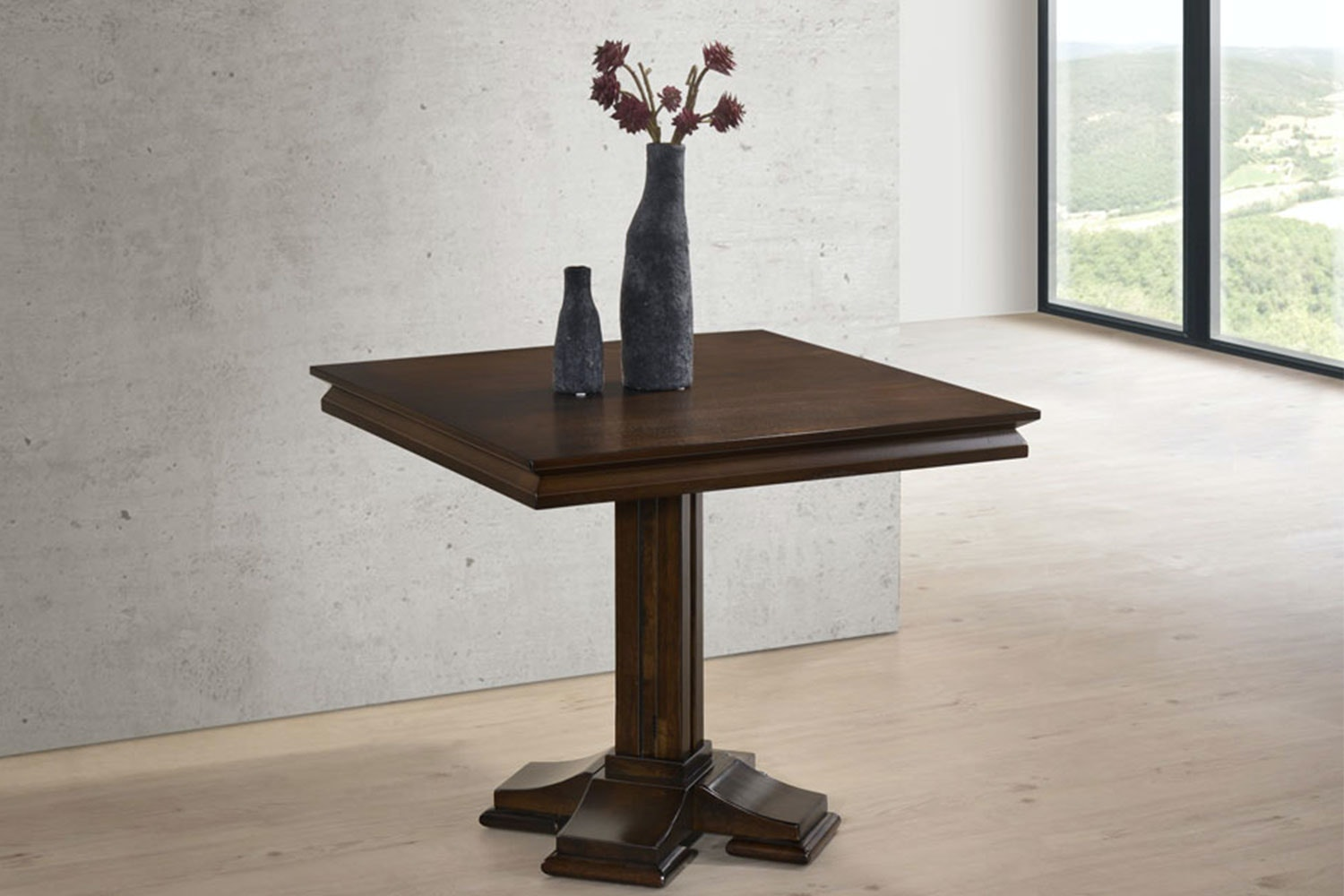 windsor side table by nero furniture