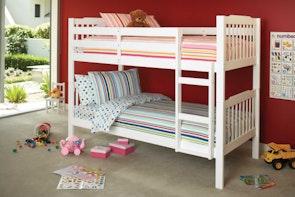 Jessica Bunk Bed by Nero Furniture