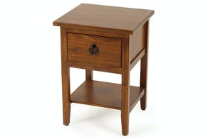 Dover Bedside Drawer by Debonaire Furniture
