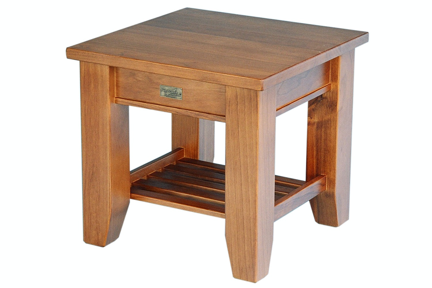 Ferngrove Lamp Table with Rack by Coastwood Furniture