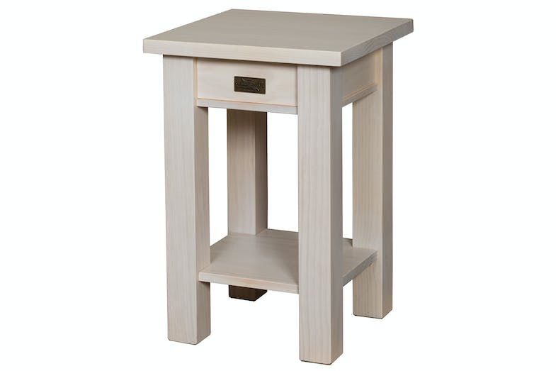 Ferngrove Side Table by Coastwood Furniture - white wash