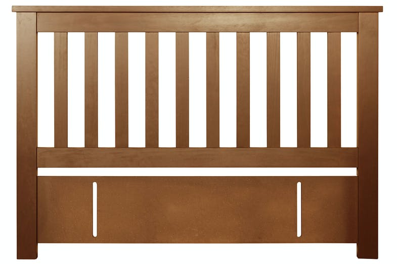 Granville Double Slatted Headboard by Coastwood Furniture