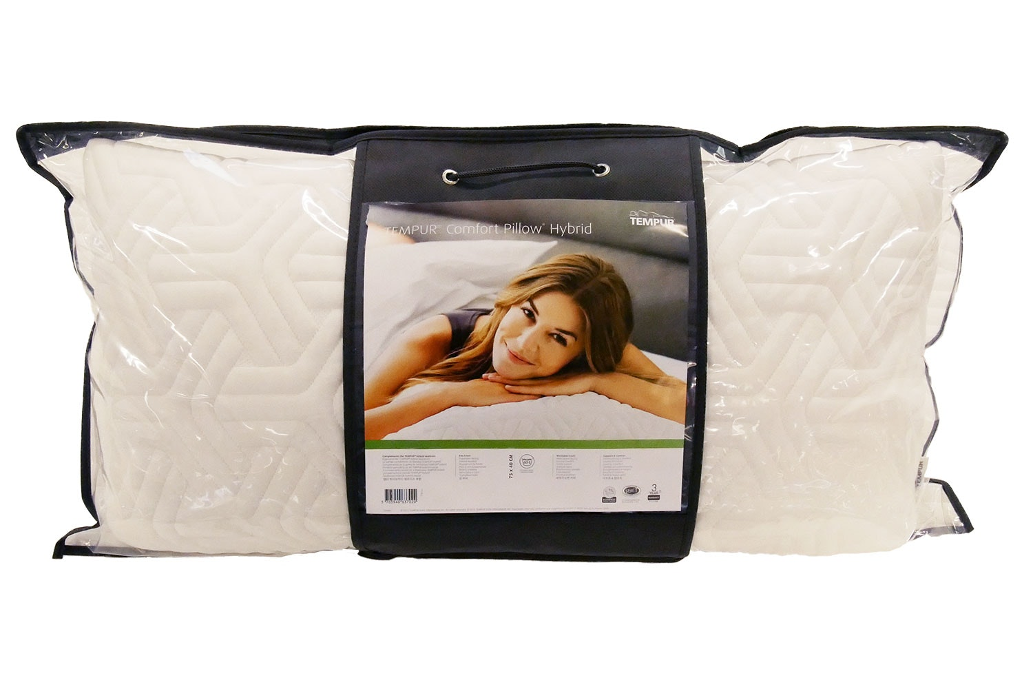 Comfort Hybrid Pillow by Tempur