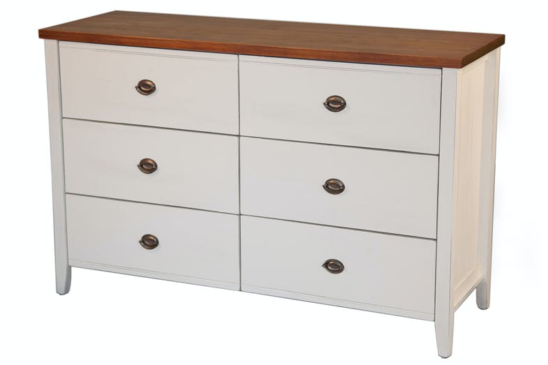 La Resta 6 Drawer Lowboy by Coastwood Furniture
