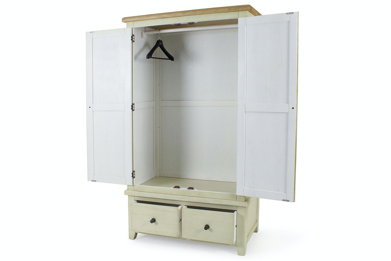 Mansfield Wardrobe by Debonaire Furniture