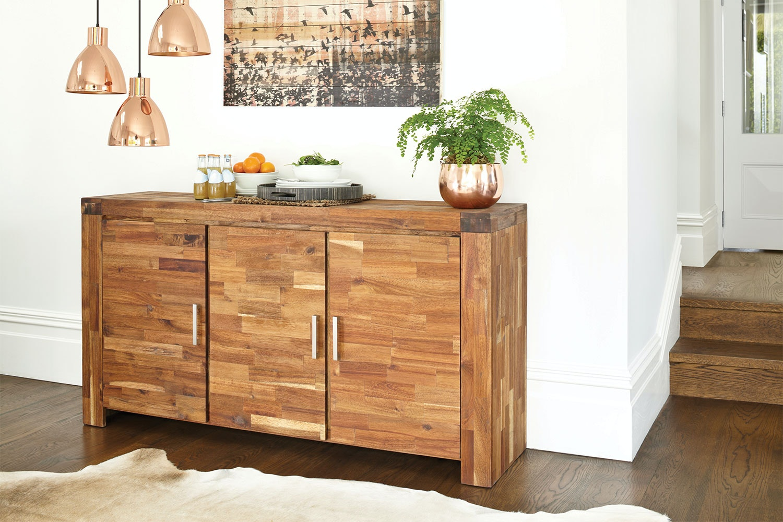 Solomon Buffet Unit by Nero Furniture
