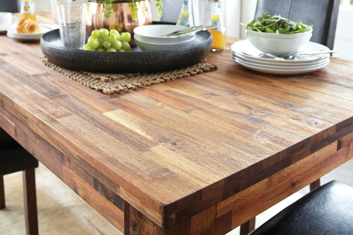 Solomon Dining Table by Nero Furniture