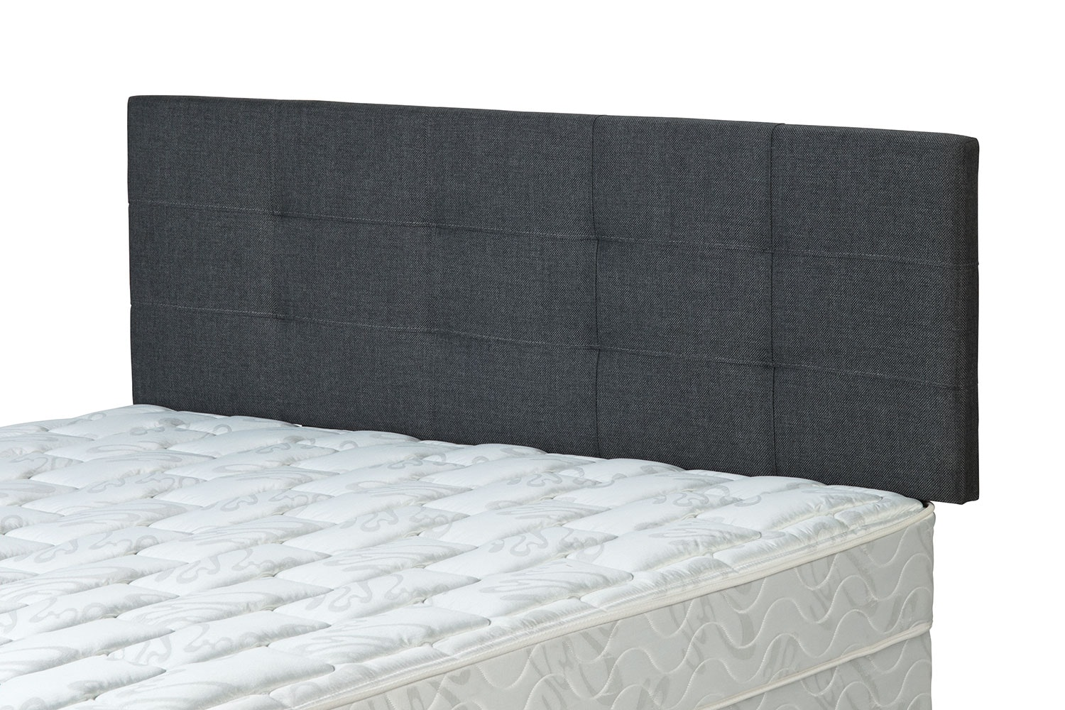 Verona Charcoal Queen Headboard by Nero Furniture