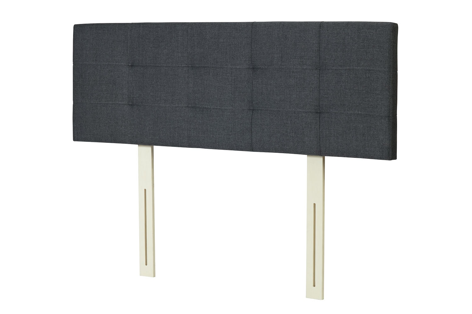 Verona Charcoal King Headboad by Nero Furniture