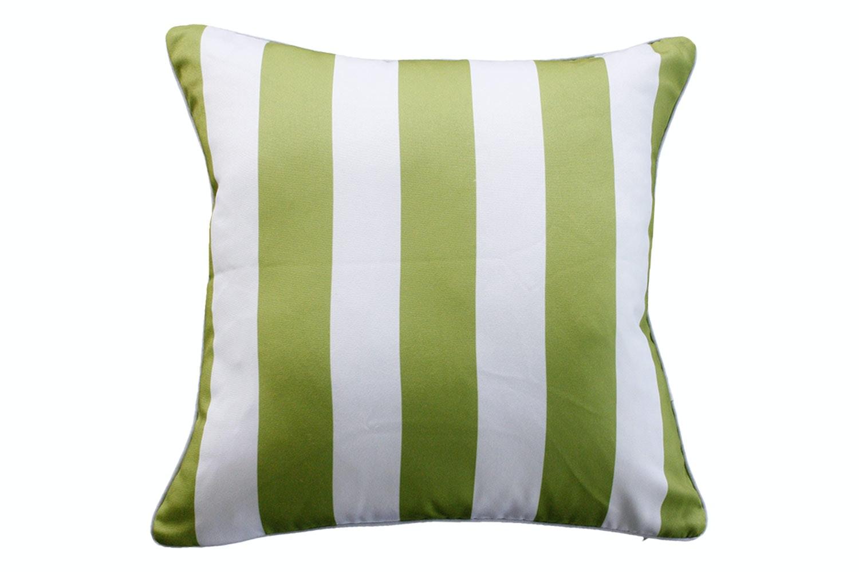 Cruise Stripe Square Cushion by Mulberi