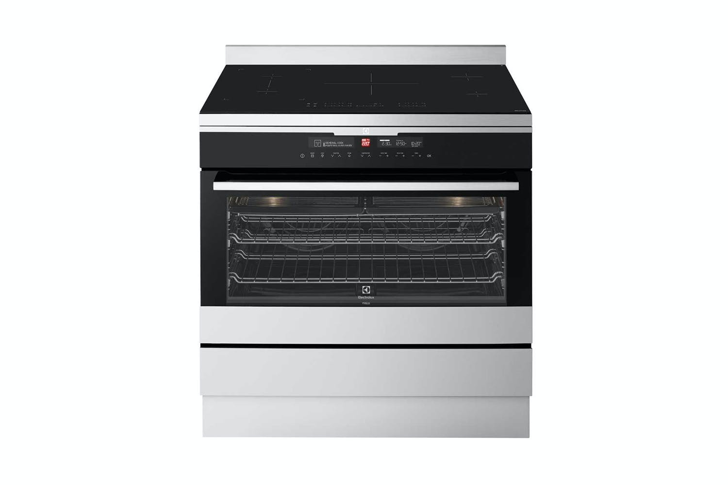 Electrolux 90cm Pyrolytic Oven With Induction Cooktop Harvey Norman New Zealand