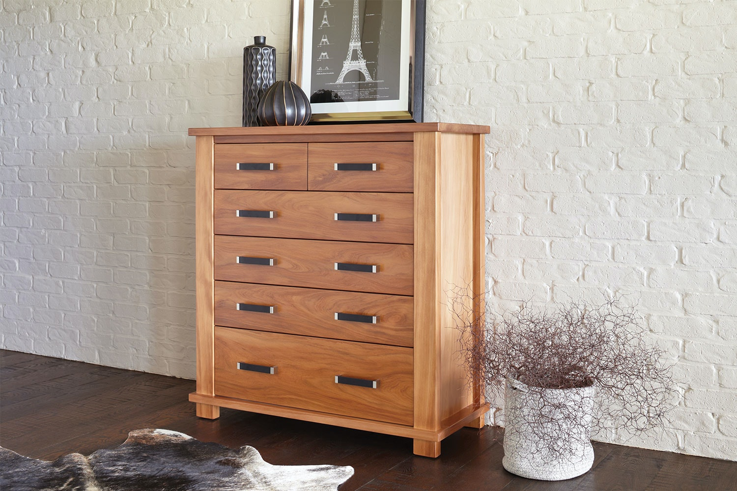 Huntsman Tallboy by Ezirest Furniture