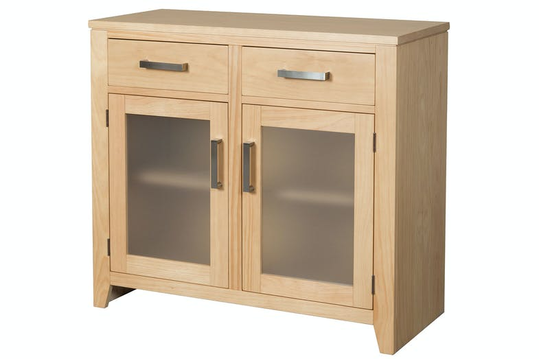 Metro 2 Door Buffet by Coastwood Furniture - Light Oak