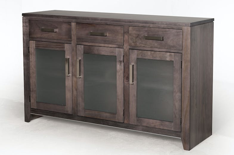 Metro 3 Door Buffet by Coastwood Furniture - Grey Wash