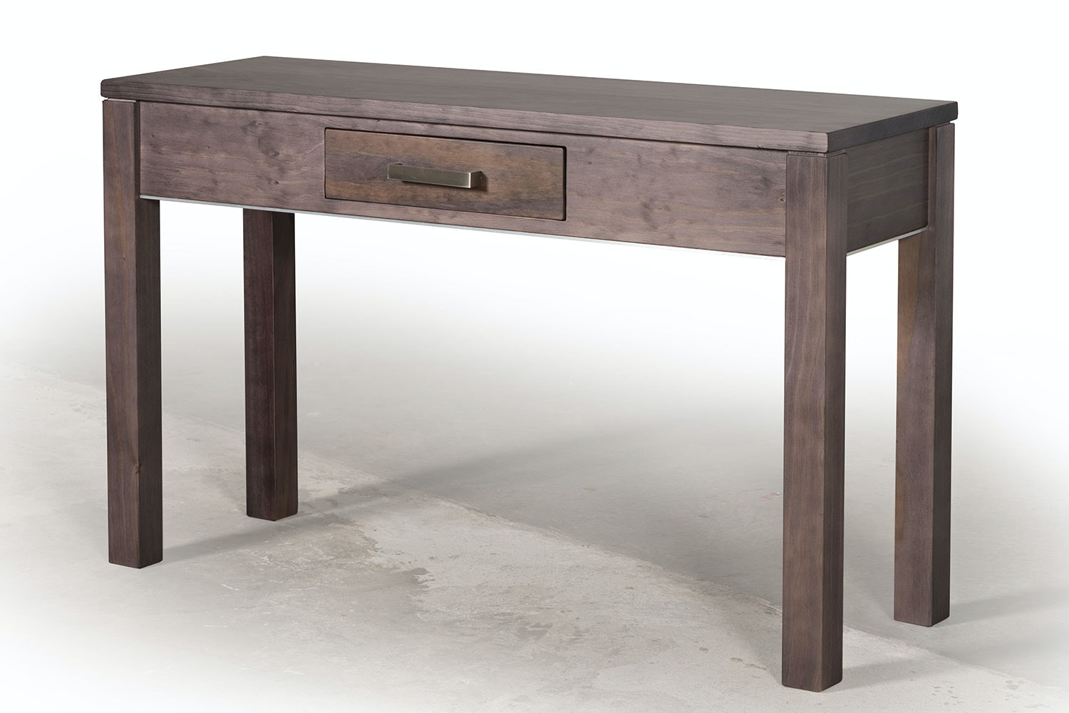 Grey Wash Metro Hall Table by Coastwood Furniture