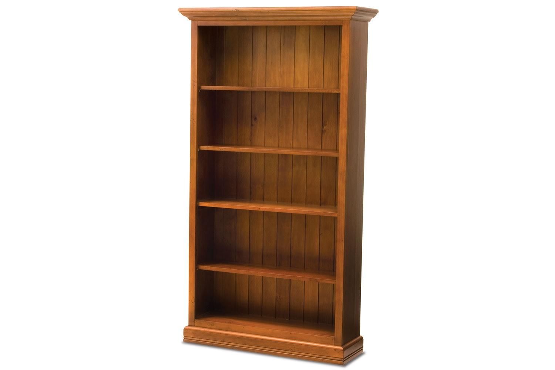 Waihi Bookcase 1800x900 by Coastwood Furniture