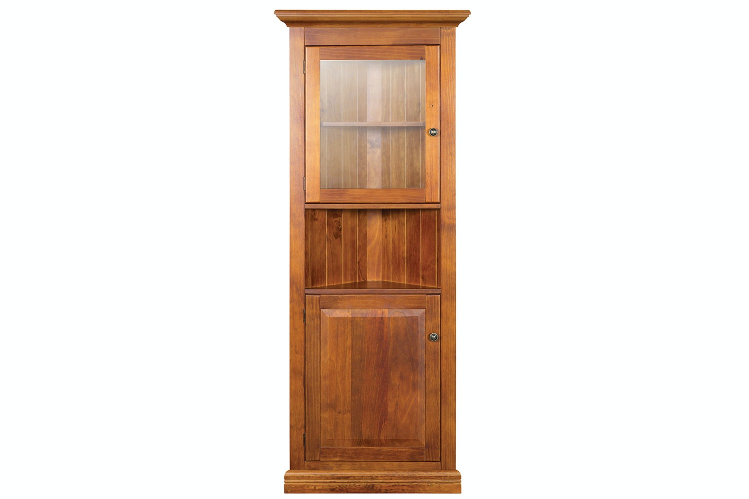 Waihi Corner Hutch by Coastwood Furniture