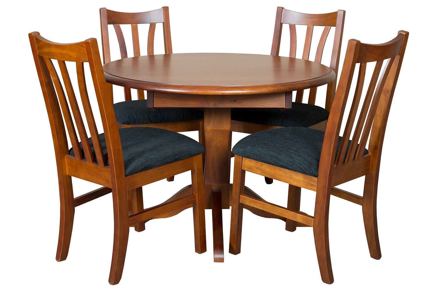 Waihi Round Dining Table by Coastwood Furniture