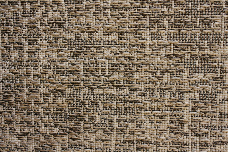 Waikawa Natural Outdoor Rugs by Limon (detail)