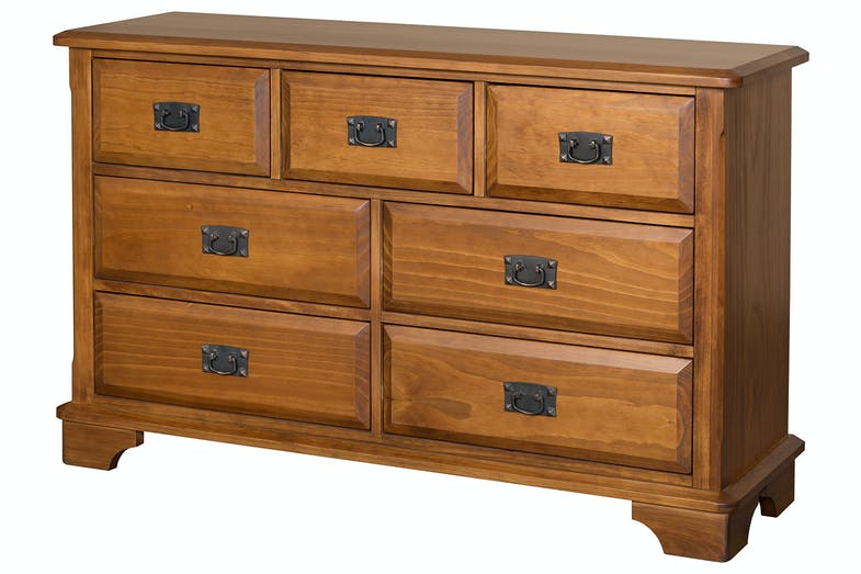 Maison 7 Drawer Lowboy by Coastwood Furniture
