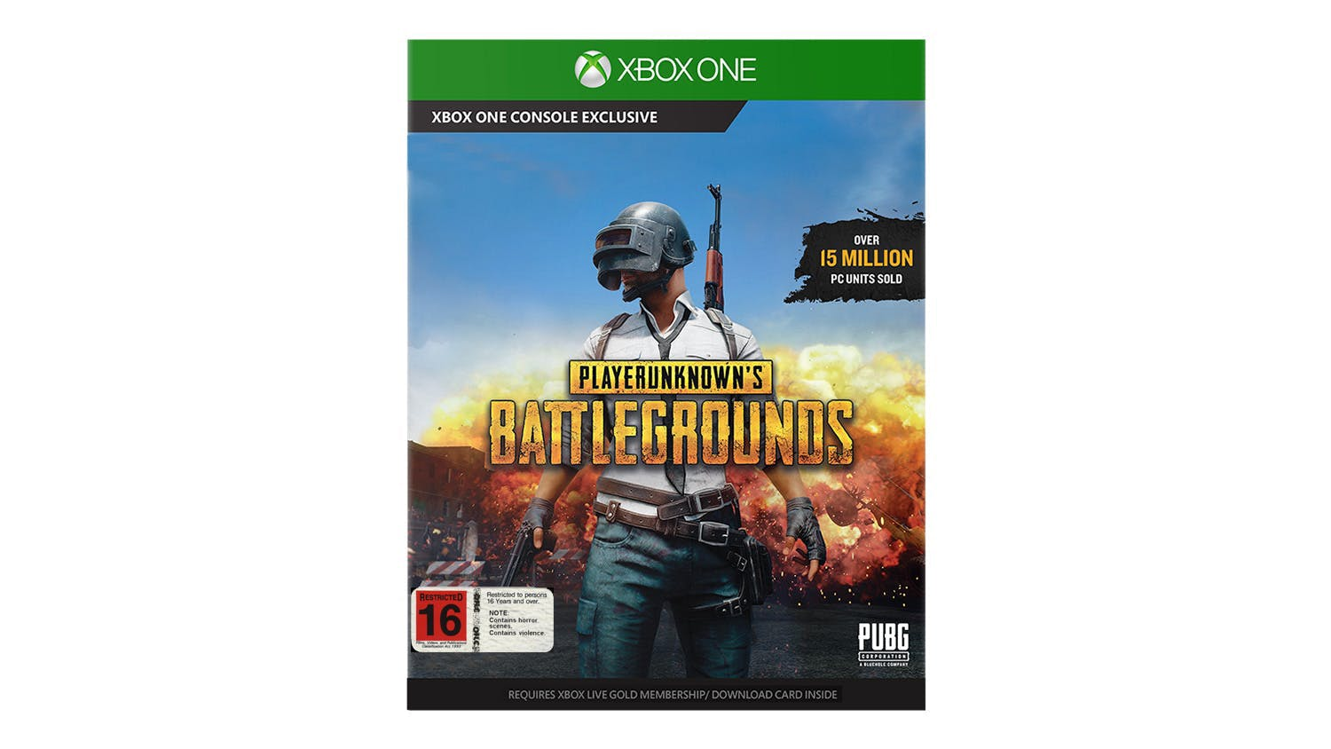 Xbox One Player Unknown S Battlegrounds Ctc Harvey