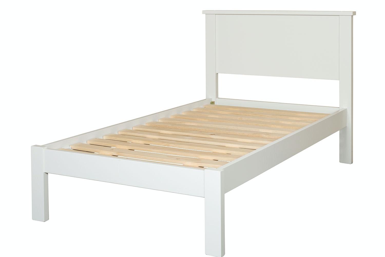 Granville King Panelled Bed Frame by Coastwood Furniture