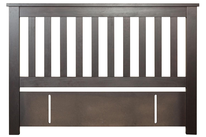 Granville Single Slatted Headboard by Coastwood Furniture