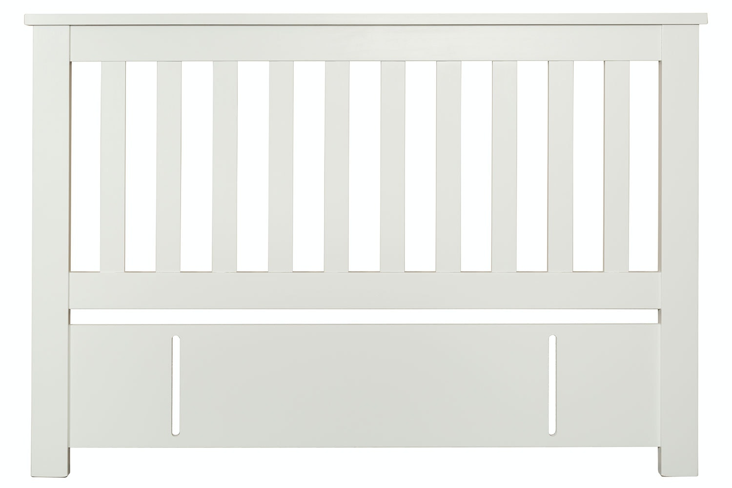 Granville Super King Slatted Headboard by Coastwood Furniture