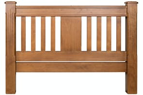Maison King Single Headboard by Coastwood Furniture