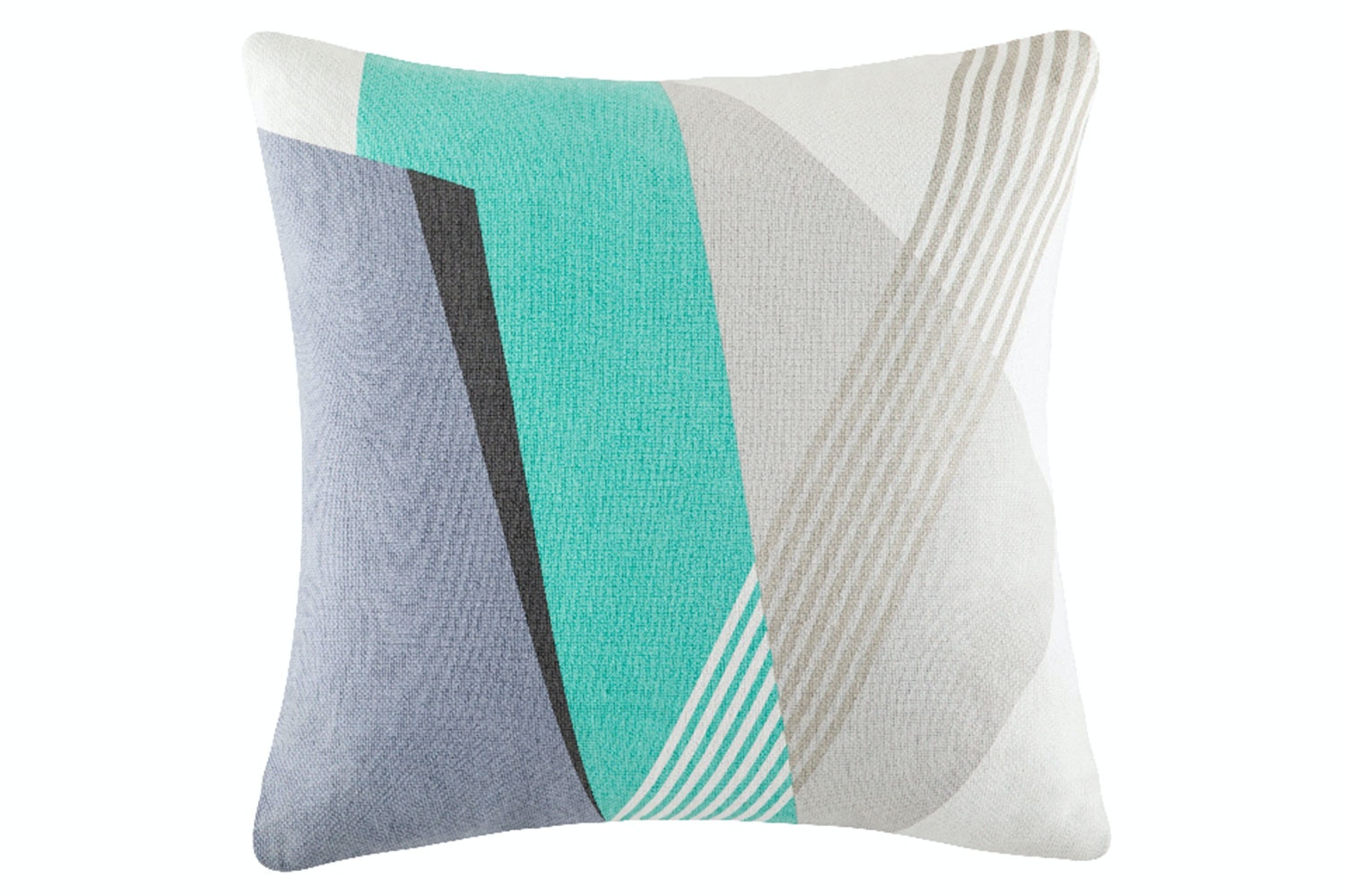 Joni Mint Cushion by KAS Room