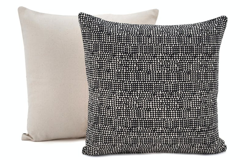 Jute Cairo Cushion by Raine and Humble