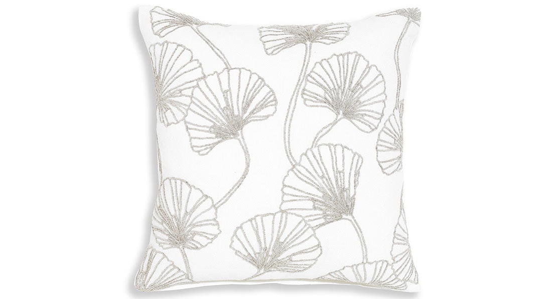 Sara Square Dove Cushion by Maison