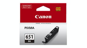 Canon CLI-651Ink Cartridge - Black