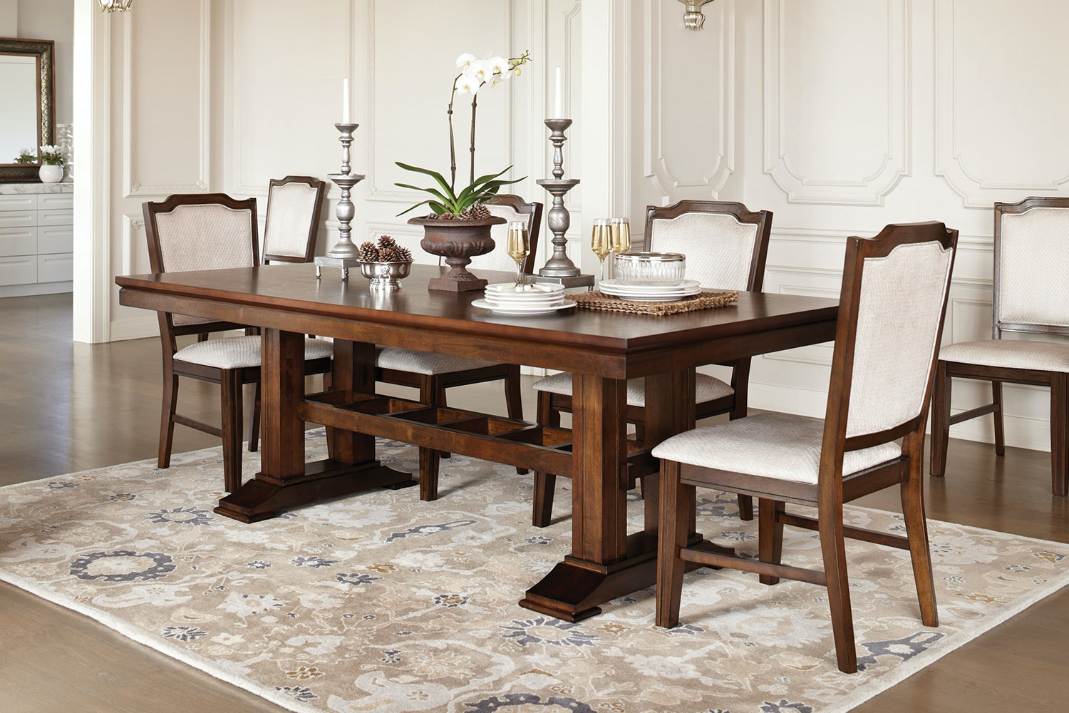 Windsor Dining Table By Nero Furniture