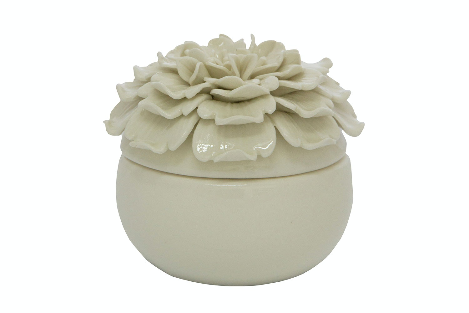 Chrysanthemum Trinket Holder by Kerridge