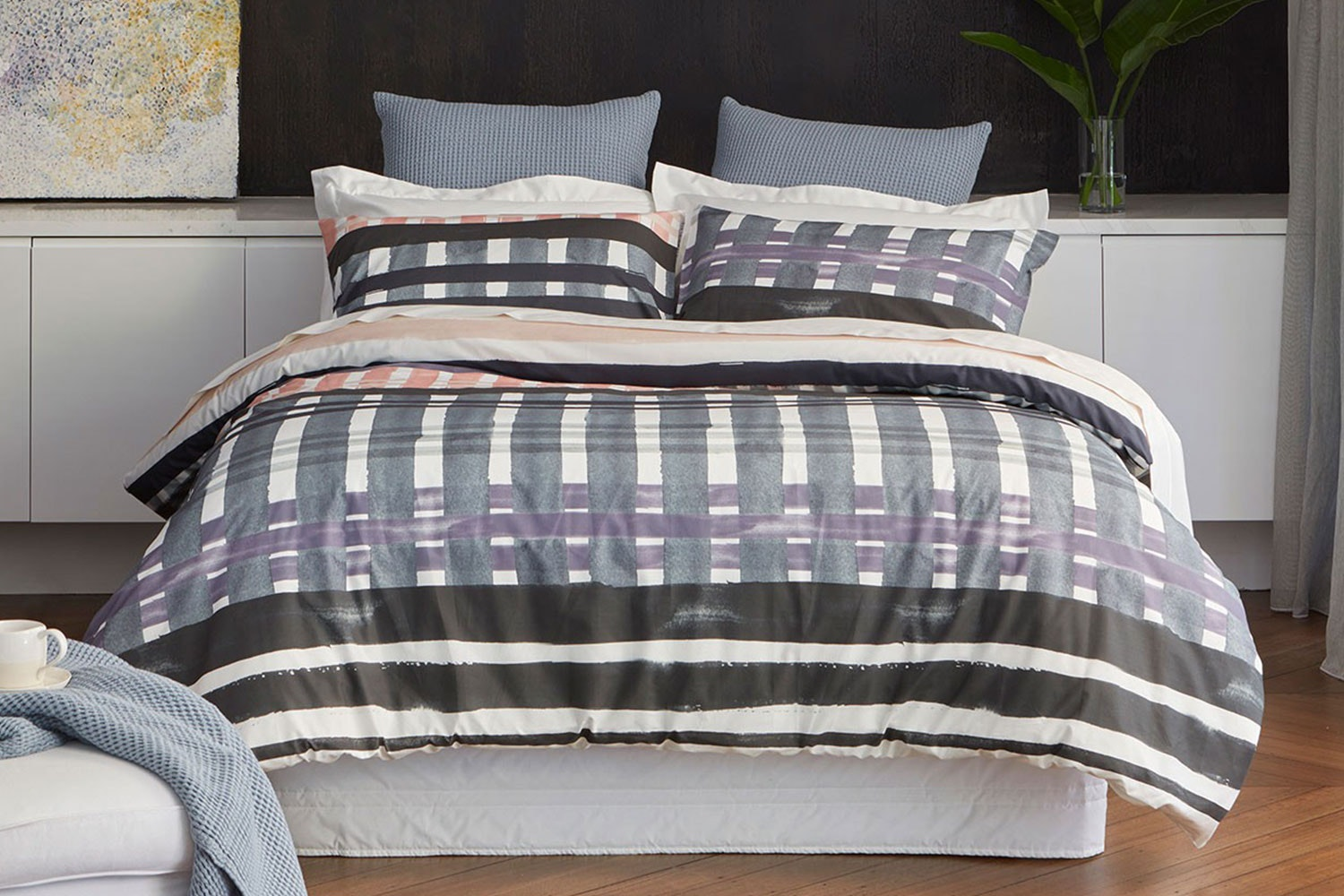 Corfu Duvet Cover Set by Baksana