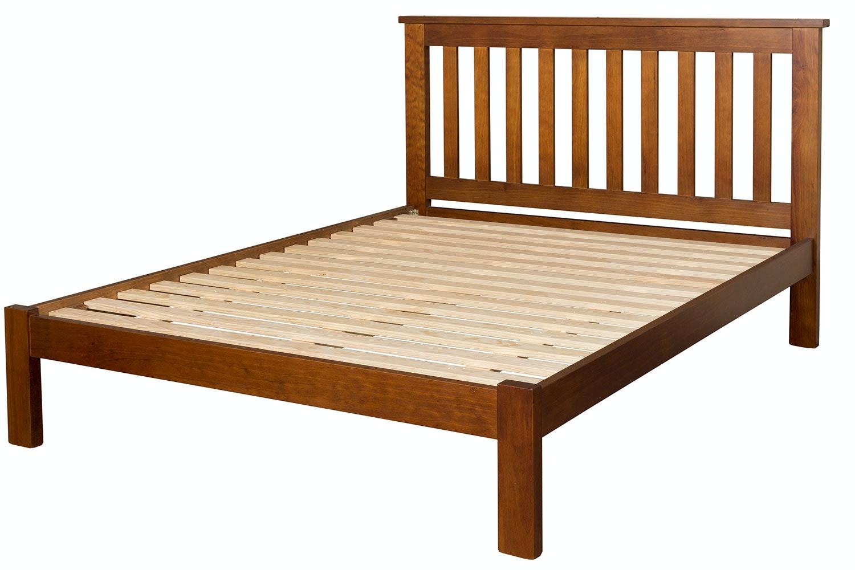 Granville Super King Slatted Bed Frame by Coastwood Furniture