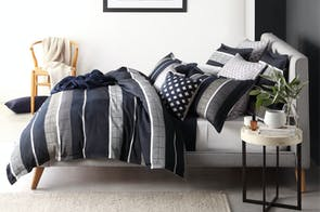 Hamilton Ink Duvet Cover Set by Private Collection