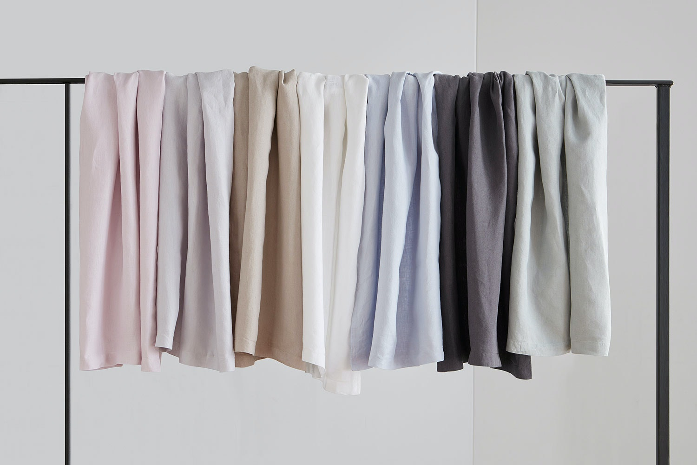Linen Sheet Sets by Baksana