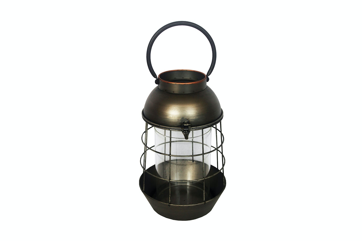Metal Lantern by Kerridge