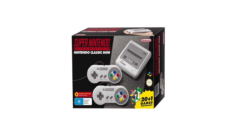 Nintendo Classic Mini - SNES