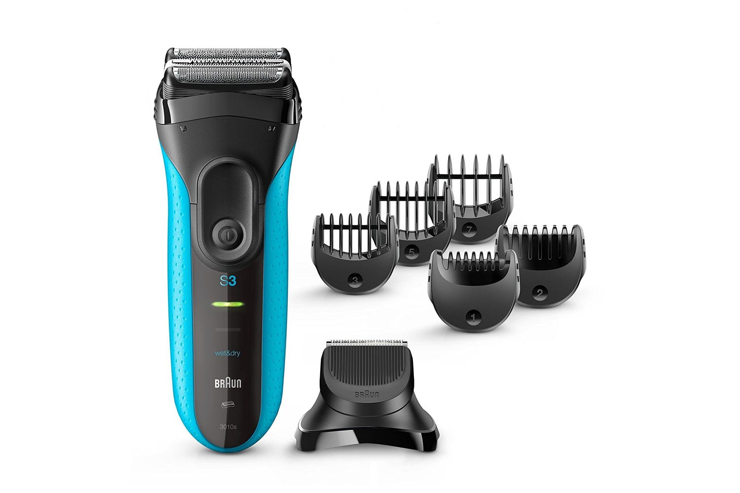 braun series 3 mens electric shaver harvey norman new zealand. Black Bedroom Furniture Sets. Home Design Ideas