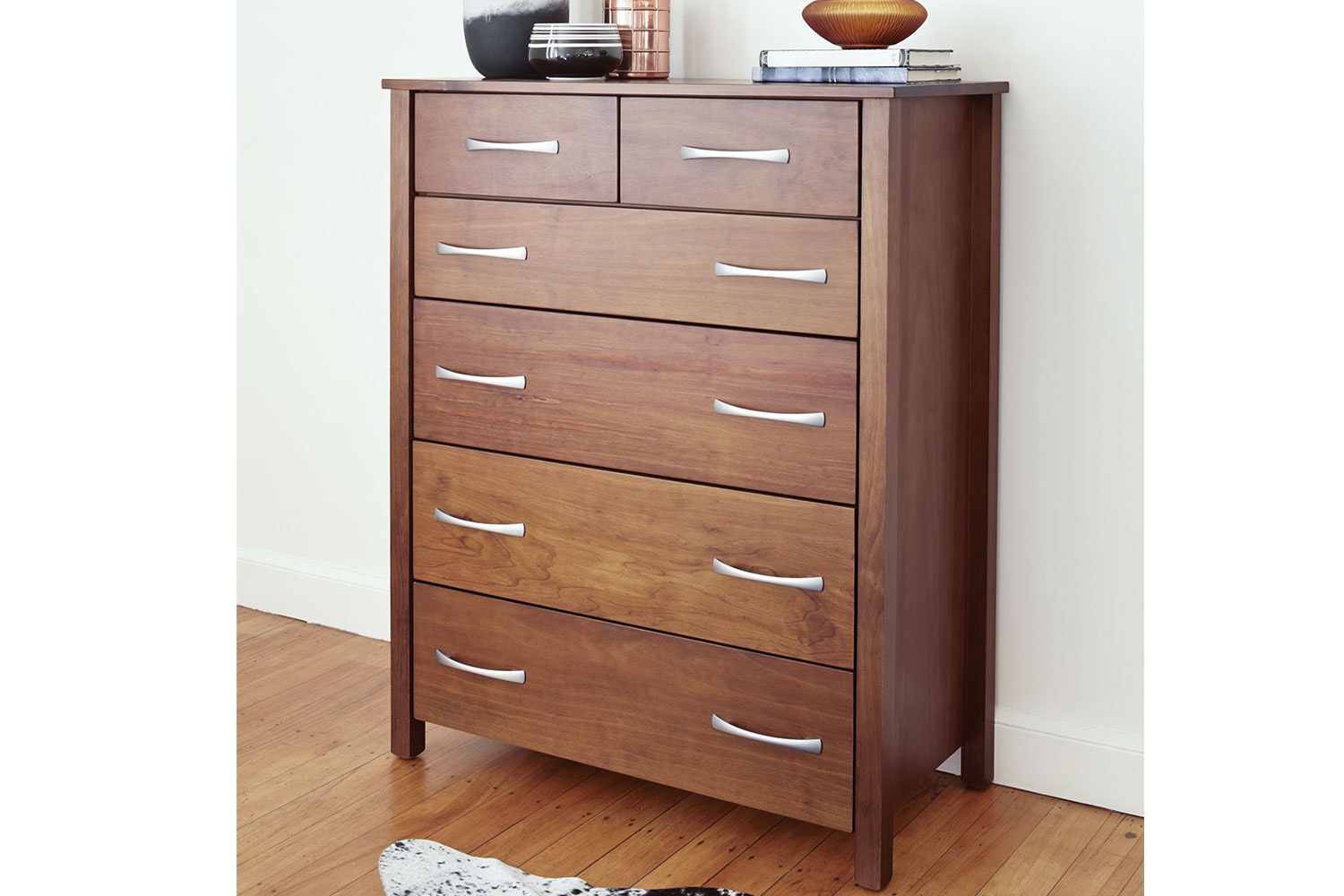 Tillsdale 6 Drawer Tallboy by Coastwood Furniture