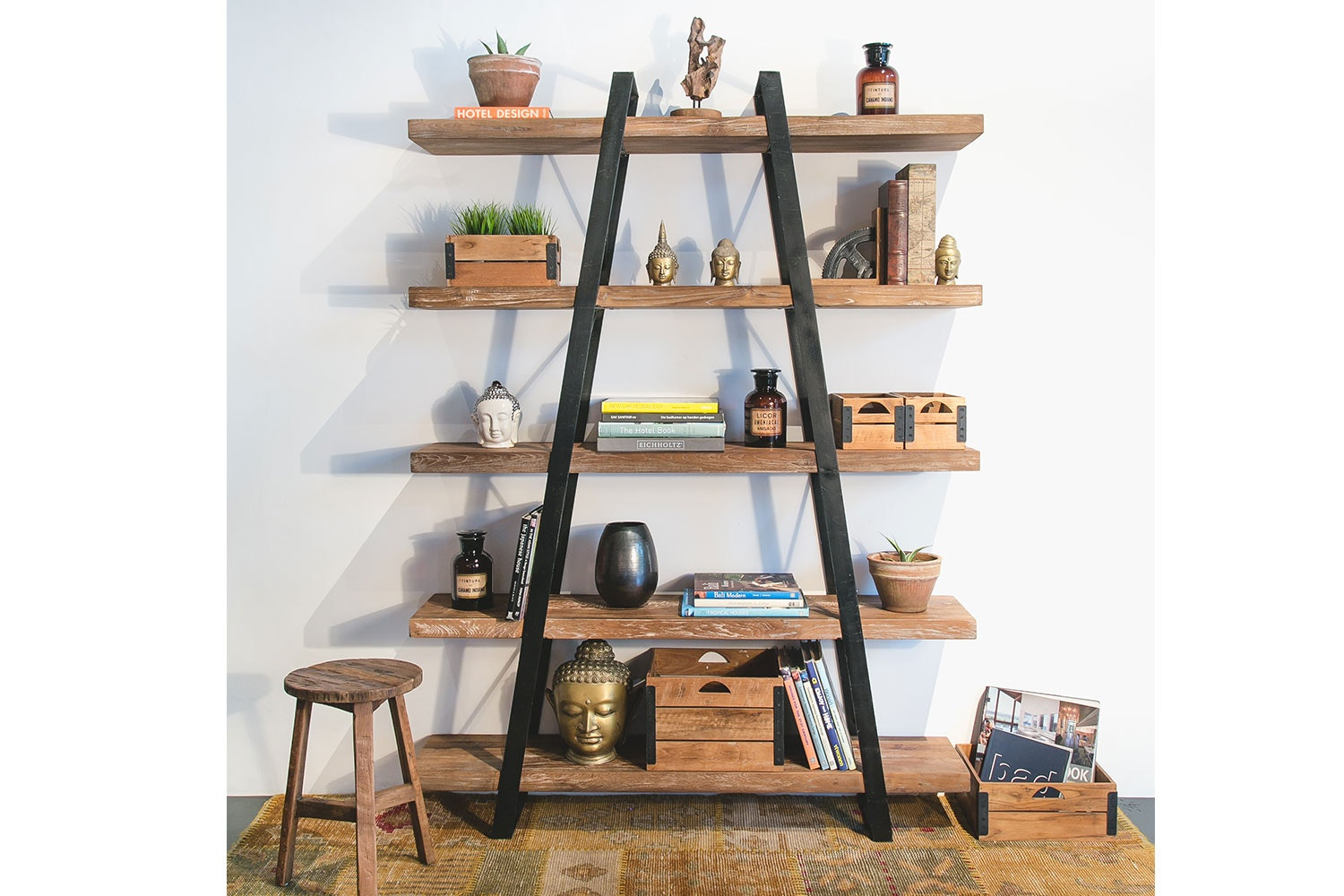Taste 185cm Bookcase by D-Bodhi Collection